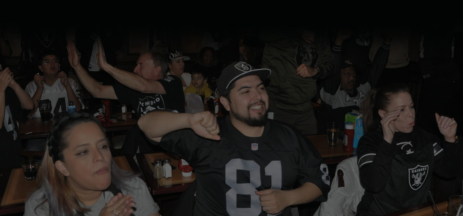 Cheering at the Exchange Saloon