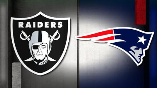 Raiders vs Patriots